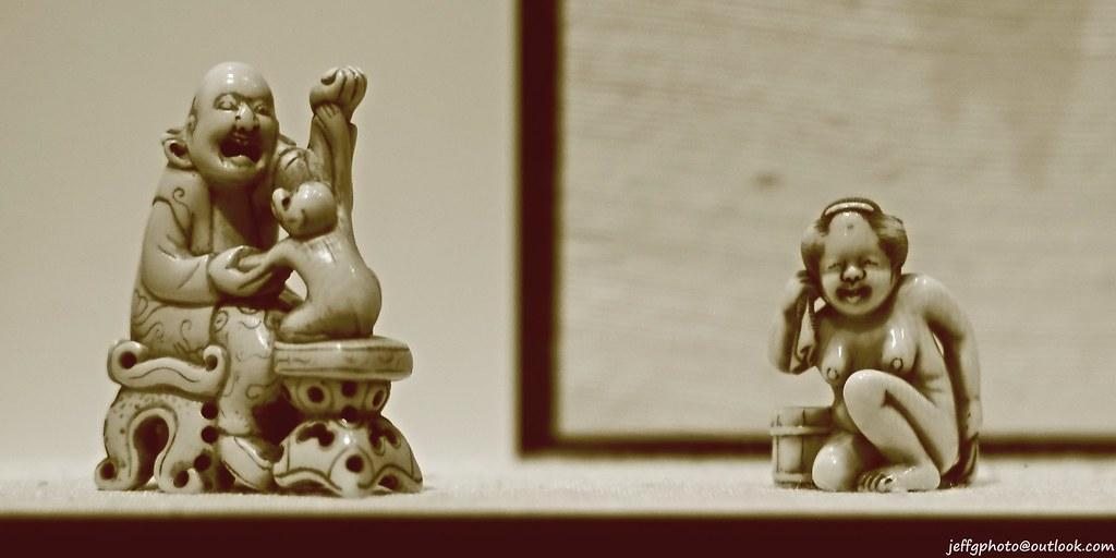 British Museum: Netsuke