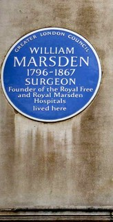 P1080855 Wm Marsden lived here