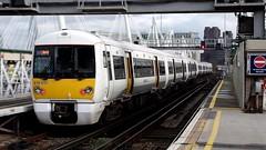 376017 Departs London Charing Cross