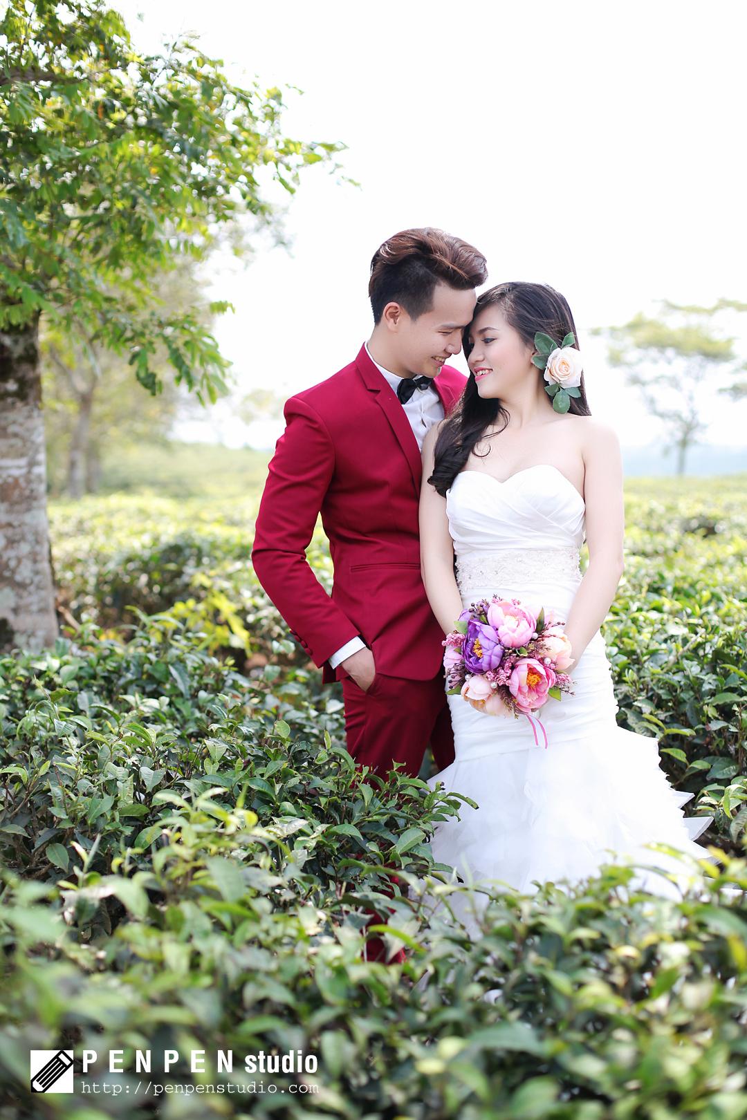 Ảnh cưới đẹp Bảo Lộc