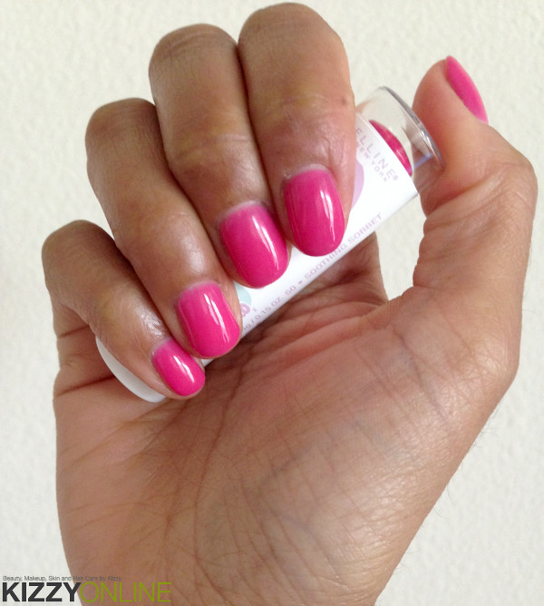 Mani Monday OPI Strawberry Margarita nails Nail polish