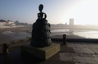 The Shell Lady - Margate