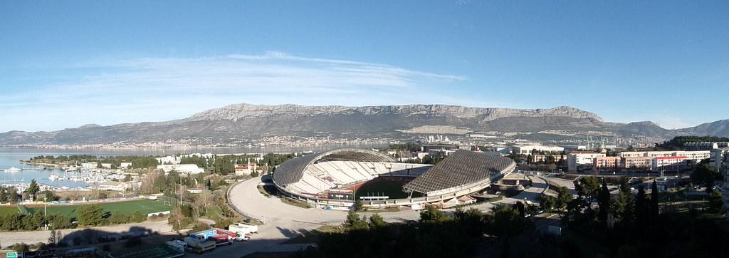 Gradski Stadion, Hajduk Split
