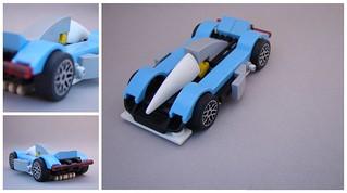 _j2 (prototype racer) プロトタイプ レーサー