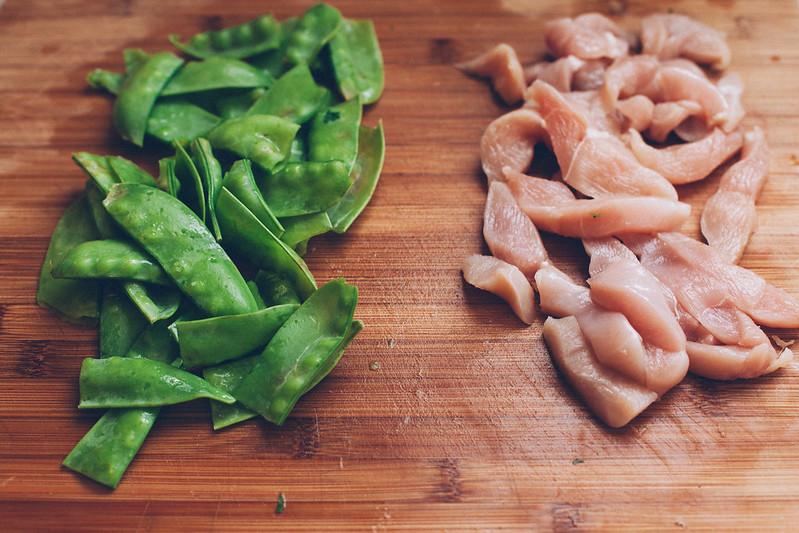Curry Verde de Frango