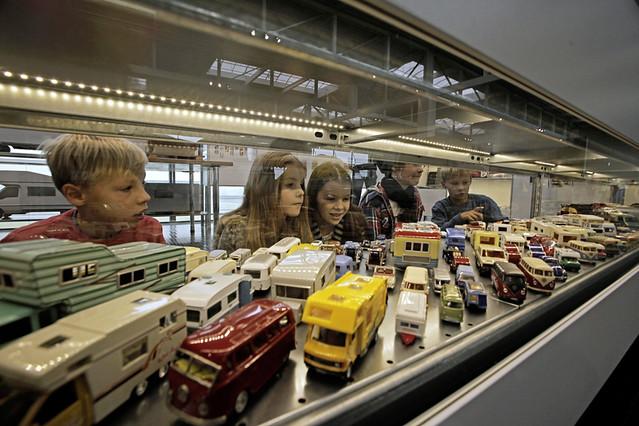 Erwin Hymer Museum Kinderblicke Miniaturen