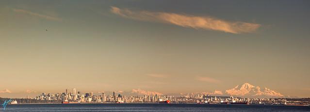 Vancouver Pano