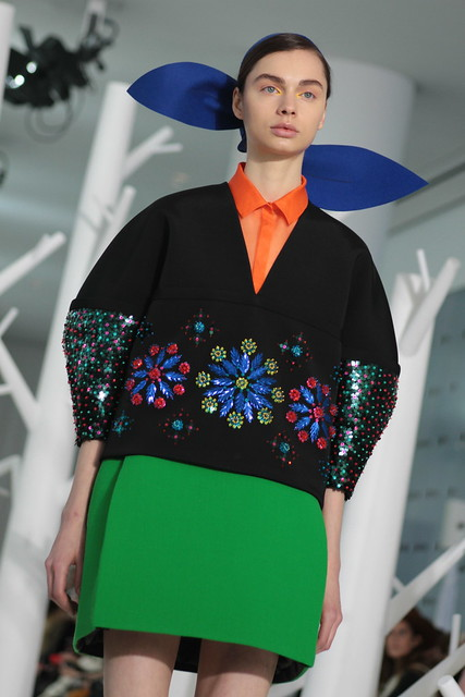 Sneak Peek- DELPOZO FW 2015 004