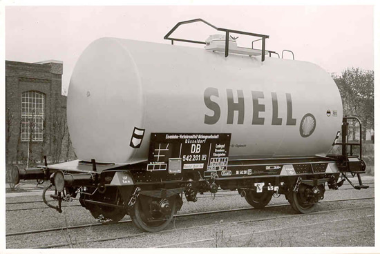 Shell Wagon 29530