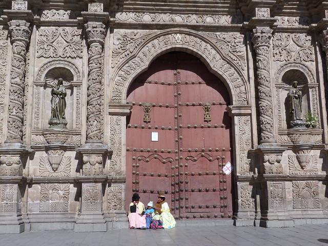 Basílica de San Francisco (La Paz, Bolivia)