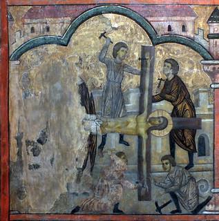 Maestro de la Pasión. Retablo de la Pasión. C. 1290-1305.