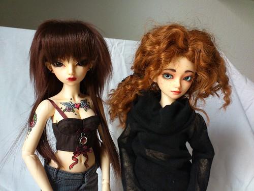 Dark ladies - Carmen, petite sorcière p.16 16629118376_f90f9f2720