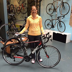 PM and her @ride_bmc GF02 #ridebmc