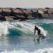 Surfista - Platja de Sant Sebastià BCN