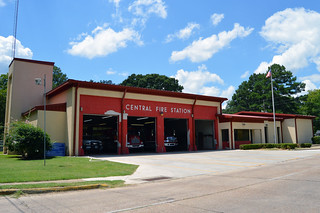 Bastrop Fire Station 1