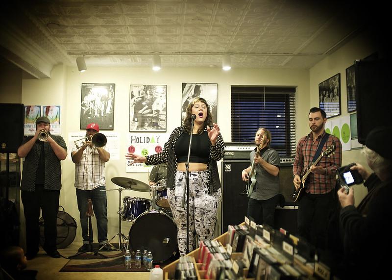 Alanna Royale @ Euclid Records