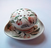 Vintage Cinque Ports Pottery The Monastery/Rye Sugar Shaker Squeeze Dish