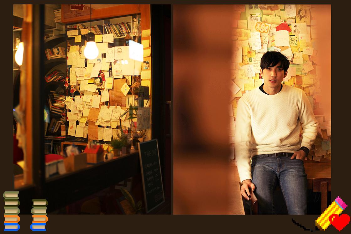 bookcafe b