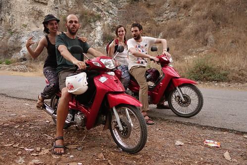 De vrais bikers! Ou presque...