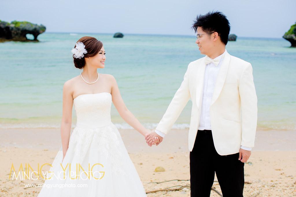 Okinawa Pre-Wedding