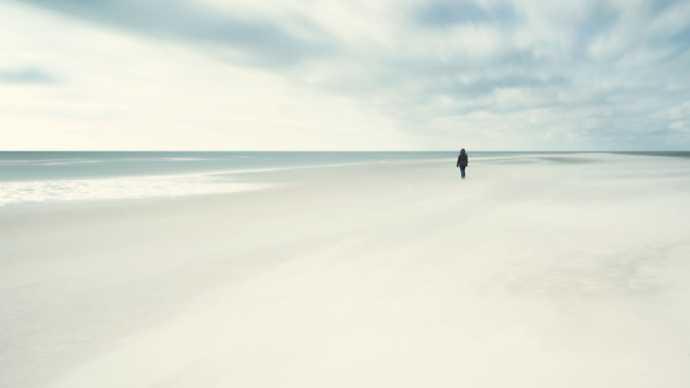 Christian ritcher des paysages grandioses minimalistes for Photographie minimaliste