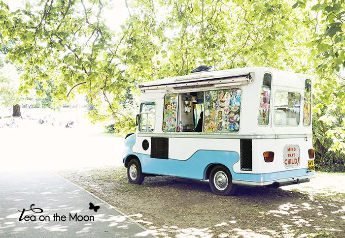 londres carrito helados