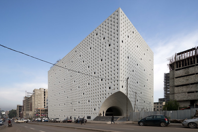 Vilalta Arquitectura's Lideta Market