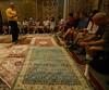 The Raki and rugs pitch, Ephesus