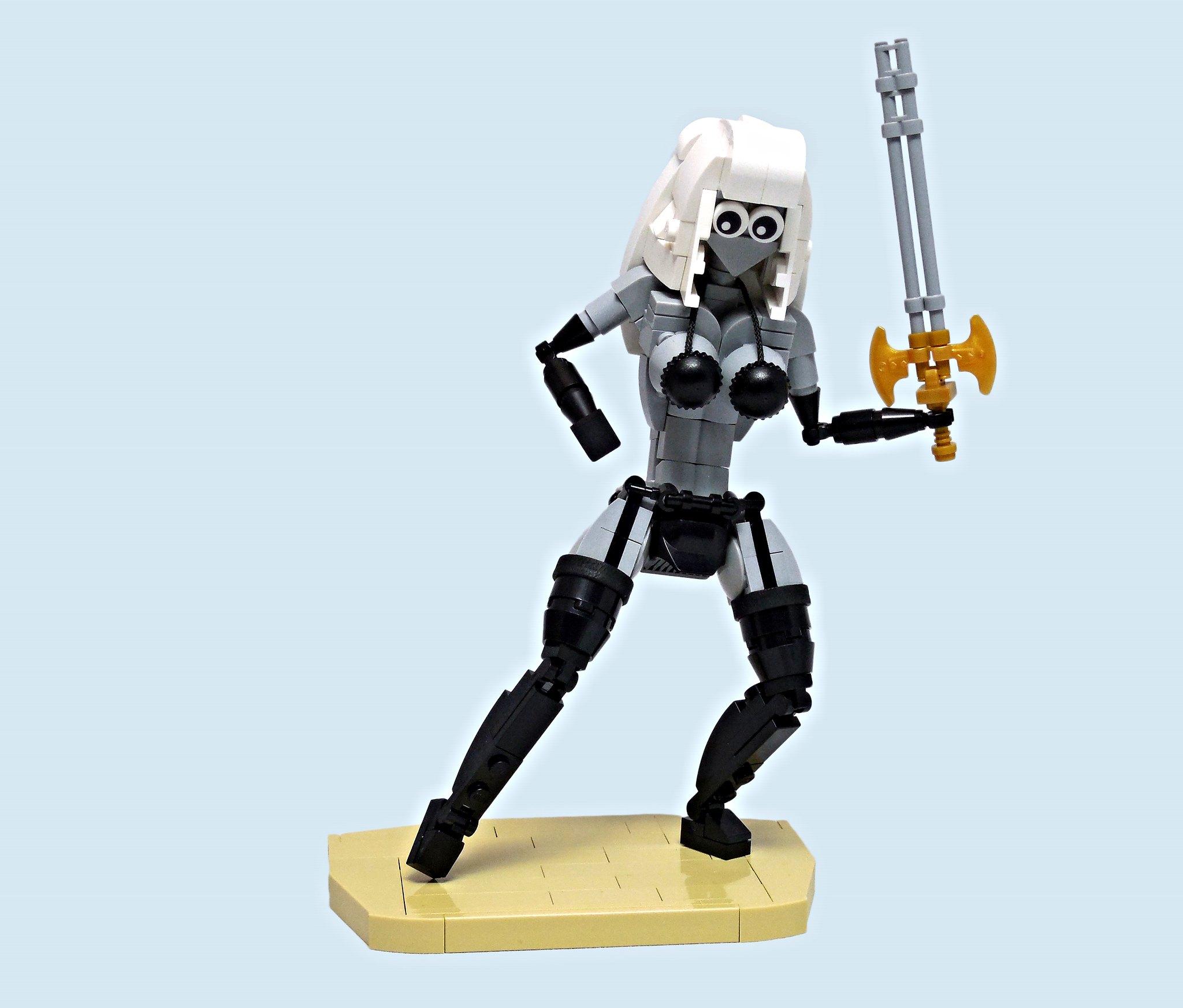 LEGO® MOC by Vitreolum: Lady Death