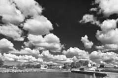 Små lätta moln