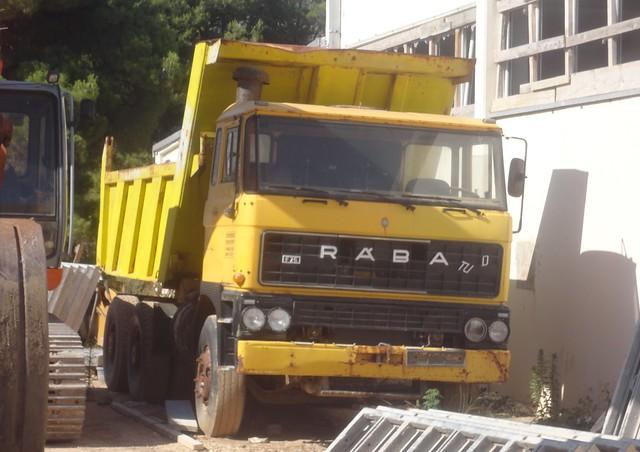 Raba Truck E26 Turbo