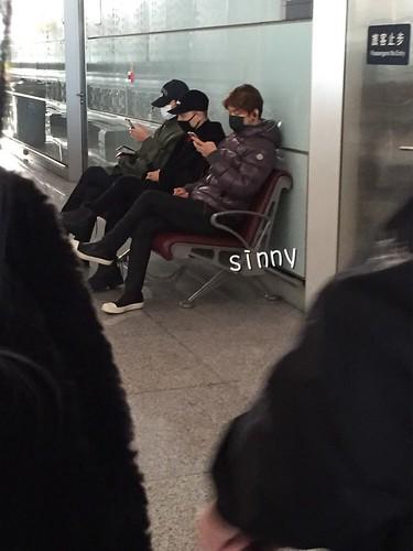 Big Bang - Beijing Airport - 31dec2015 - sinny421 - 01