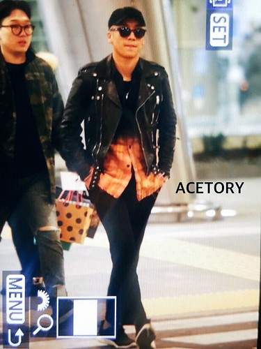 Big Bang - Incheon Airport - 27mar2016 - Acetory - 02