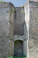 Vestige des remparts du château de Gisors - Photo of Amécourt