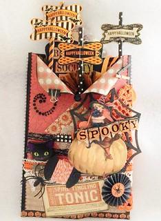 Loaded Envie Halloween Swap