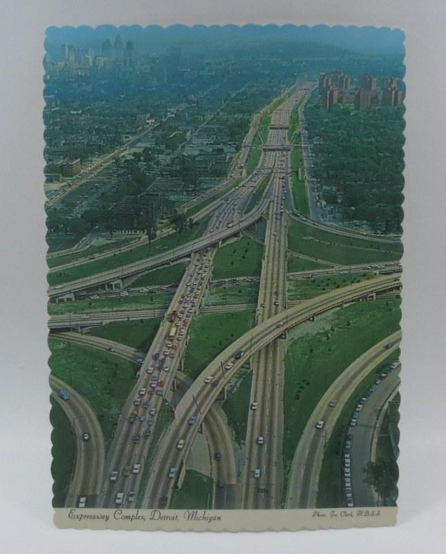 Expressway Complex, Detroit, Michigan
