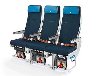 KLM new Economy Class B777 (KLM)
