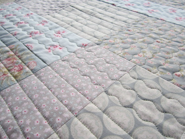 quilt as you go patchwork cushion top (1)