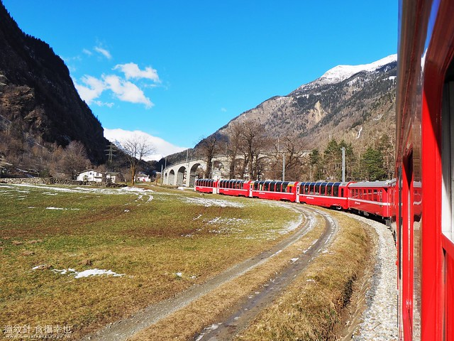 伯尼納列車 Bernina Express