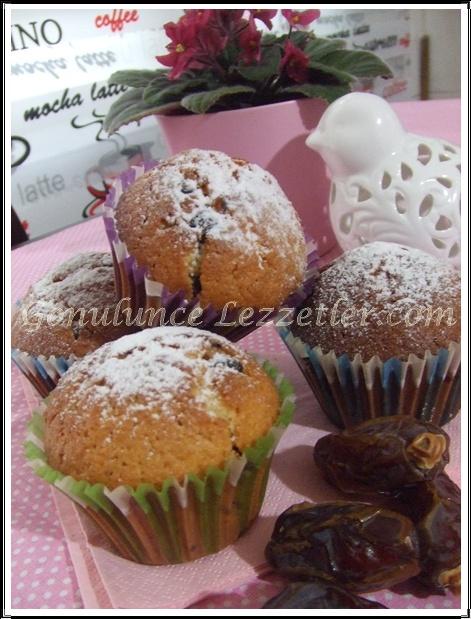 hurmalı muffin 2