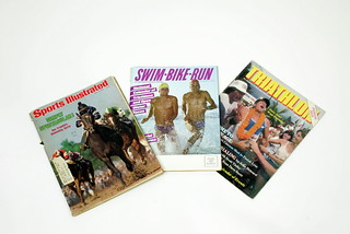 Sun, 11/23/2014 - 14:59 - Three magazines that really made a difference in the growth of triathlon: Sports Illustrated May 14, 1979 with Barry McDermott's ten page, 6300 word tome on Tom Warren's victory in the 1979 Iron Man, Swim/Bike/Run, the progenitor for first issue of Triathlon Magazine (June 1983) published in late spring 1982. In concert with William Katovsky's Tri-Athlete (may 1983) tabloid, these periodicals did much to spread the gospel of multisport.