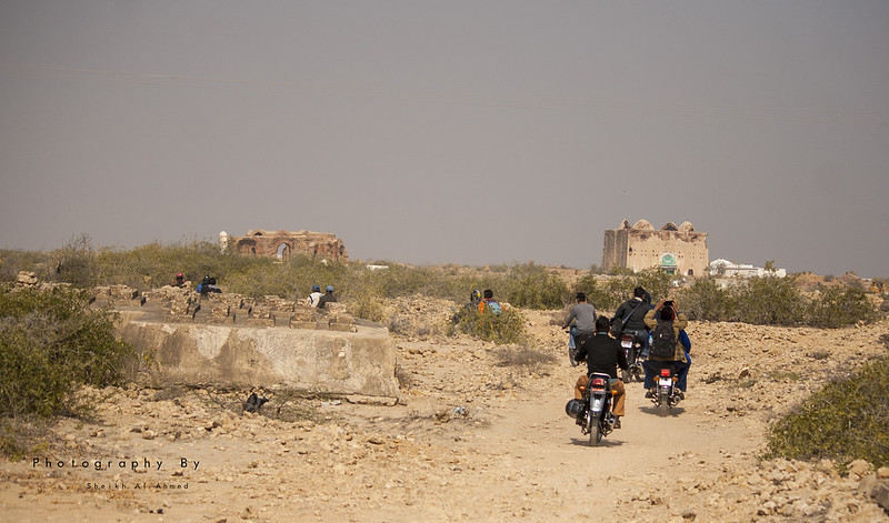 KTG Bikers short trip to makli graveyards thatta sindh - 15890456483 f472d549e2 c