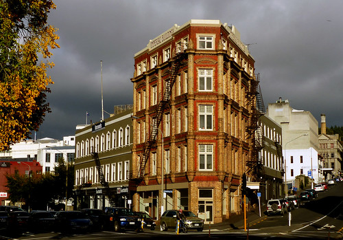Imperial Building Dunedin.