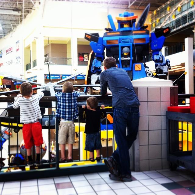 Lego admiration