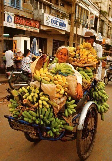 cyclo in Vietnam tour
