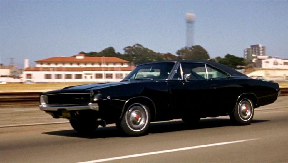 Wer Mopar Classic Mopars In Movie Car Chases