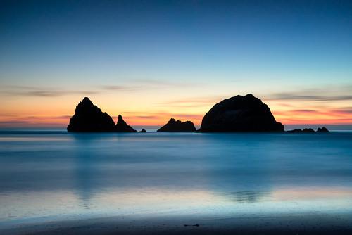 sanfrancisco longexposure sunset beach clouds pacificocean sutrobaths image1100 100xthe2015edition 100x2015