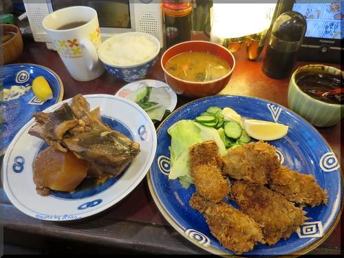 Photo:2014-10-14_築地記録帳_場内:うなぎ米花 牡蠣フライが前回に引き続きかぶりましたがOK_02 By:logtaka