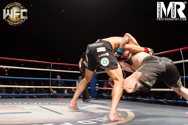 WFC 16 MMA & MUAY THAI January 17th,2014 at GSR