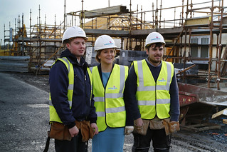 Help to boost small housebuilders